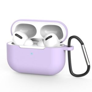 Accessories - ❤️NEW Airpods Pro Lilac Soft Silicone Case W/Hook